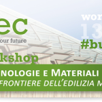 Workshop su Nanotecnologie e Materiali Innovativi: Le Nuove Frontiere dell'Edilizia Moderna