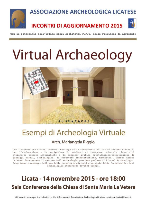 c-14 incontri archeologici